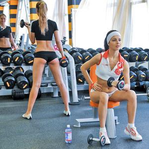 Фитнес-клубы Набережных Челнов