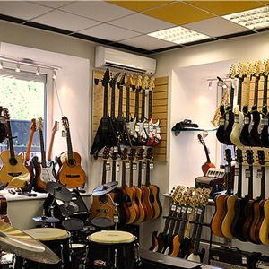 Музыкальные магазины Набережных Челнов