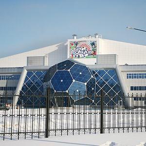 Спортивные комплексы Набережных Челнов